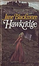 Hawkridge by Jane Blackmore