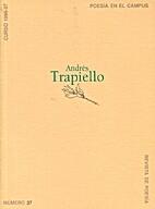 Poesía en el Campus 37 - Andrés Trapiello…