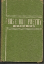 Prose and Poetry Adventures by Donald…