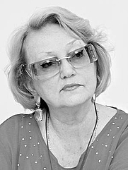 Author photo. Nelli Kornienko