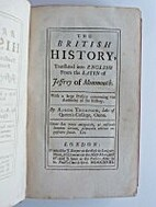 The British history by Bishop of St. Asaph…