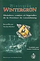 Wintergrün (Histoires, contes et légendes…