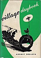VILLAGE DAYBOOK - A SAC PRARIE JOURNAL by…