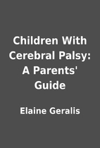 Children With Cerebral Palsy: A…