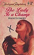 Lady is a Champ by Frances Davies