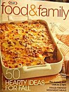 Kraft Food & Family Fall 2014 50 Hearty…