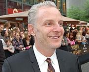 Author photo. Martin Hentschel