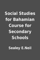 Social Studies for Bahamian Course for…