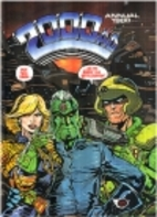 2000 AD Annual 1988 by Fleetway Comics
