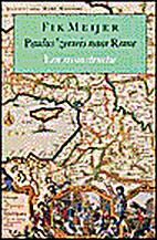 Paulus' zeereis naar Rome by Fik Meijer