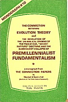 The Connection Between Evolution Theory and…