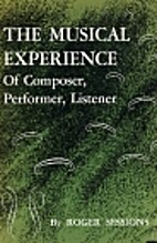 The musical experience of composer,…