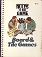 Rules of the Game: Board & Tile Games