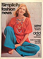 Simplicity Fashion News, 1973 July by…