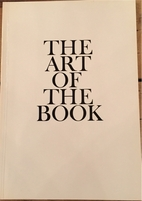 The art of the book : an exhibition…