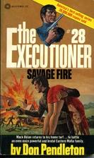 Savage Fire by Don Pendleton
