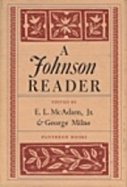 A Johnson Reader by Samuel Johnson