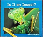 Is It an Insect, (Look! I'm Reading!)…