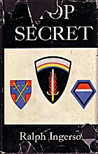 Top secret by Ralph Ingersoll
