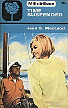 Time Suspended by Jean S. MacLeod