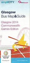 Glasgow Bus Map & Guide - Glasgow 2014…