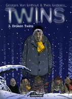 Twins, 03: Broken twins by Yves Leclercq