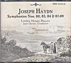 Symphony No. 80 / Symphony No. 83 / Symphony…