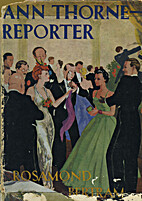 Anne Thorne Reporter by Rosamond Bertram