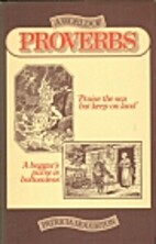 World of Proverbs by Patricia Houghton