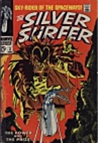 Silver Surfer comic number 3 by Stan Lee