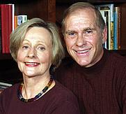 Author photo. Jan and Bob Davidson