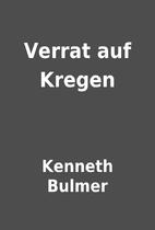 Verrat auf Kregen by Kenneth Bulmer