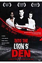 Into the Lion's Den dvd by Dan Lantz