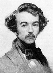 Author photo. Richard Henry Stoddard. From Edgar Allan Poe: The Man by Mary E. Phillips. Wikimedia Commons.
