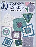 99 Granny Squares to Crochet #3078