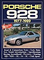 Porsche 928, 1977-89 (Brooklands Books Road…