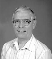 Author photo. Charles R. Vaughn [source: Inside Wallops, Volume XIX-98, Number 14, April 13, 1998]