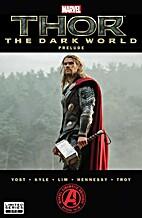 Marvel's Thor Dark World Prelude #2 What…