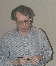 Author photo. Rexx Symposium, Phoenix, 2000