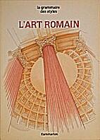 L'art romain by Baratte François