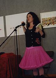 Author photo. Photo by Tiffany Talbott