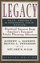 Legacy Plan, Protect & Preserve Your Estate:…