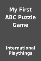 My First ABC Puzzle Game by International…