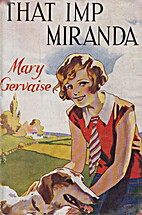 That Imp Miranda by Mary Gervaise