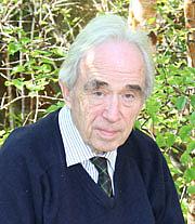 "Author photo. Ian R. Hamilton, author of ""The Stone of Destiny"""