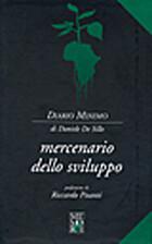 Mercenario dello sviluppo by De Sillo…