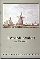 Gemeinde Sonsbeck am Niederrhein by Bernhard…