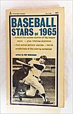 Baseball Stars of 1965 by Ray Robinson