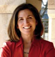 Author photo. Book Case