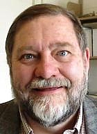 Author photo. Peter B. Hirtle [credit: Cornell University]